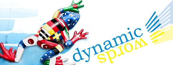 Dynamic Words